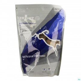 Trovet Multi Purpose Treat Rabbit Mrt Zakje 400g