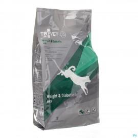 Trovet Wrd Chien/ Hond 3kg Vmd