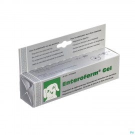Enteroferm Chien/chat Gel Tube 1 X 20ml