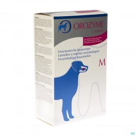 Orozyme Canine M Lamelle Enzym.chien 10-30kg 141g