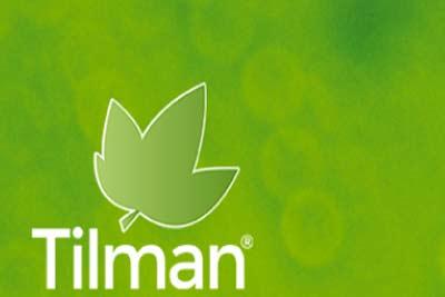 Tilman een succes met planten